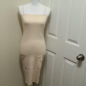 NWT Women's Topshop Spaghetti Strap Camisole Dress